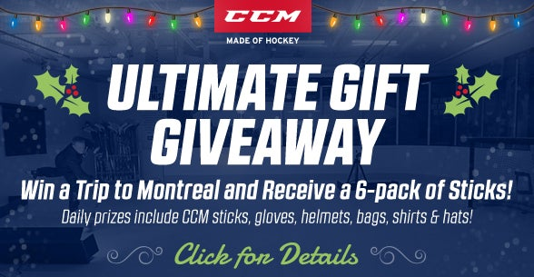 CCM Ultimate Giveaway