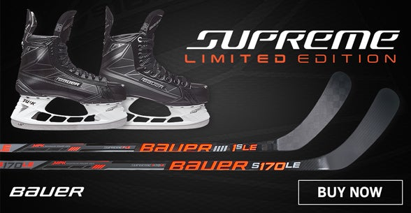 Limited Edition Bauer Gear