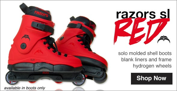 Razors SL Red