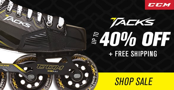 CCM Tacks Skate Sale
