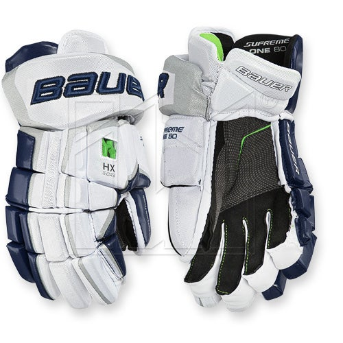 f6c5589092e Bauer Supreme one80 LE hockey gloves