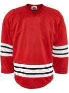 67532f31ca9 K1 Phoenix Series Hockey Jerseys Red White Black