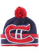 a7899b3ef32da Montreal Canadiens CCM Cuffed Pom Knit NHL Beanie
