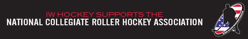 IW Hockey Supports The National Collegiate Roller Hockey Association