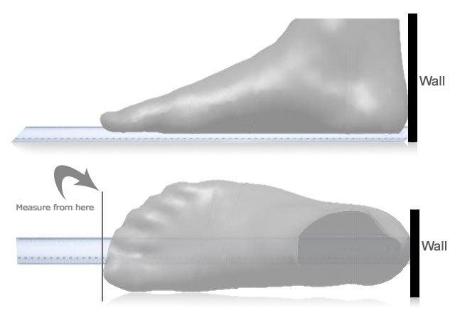 Shoe Size Width Powerslide Inline Skates