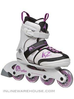 K2 Marlee Adjustable Inline Skates for Girls
