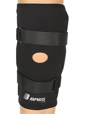 Breg Knee Braces Economy Hinged Neoprene OB