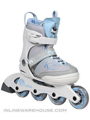 K2 Marlee SL Adjustable Inline Skates Girls