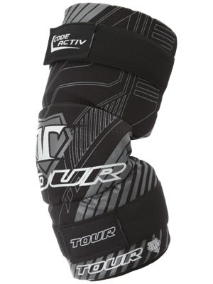 Tour Code Activ Hockey Elbow Pads Jr