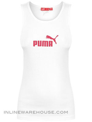 Puma Number 1 Logo Tank Top Women's