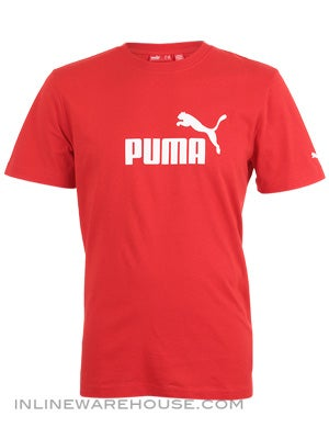 Puma Number 1 Logo T-Shirts