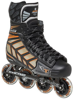 Tour Fish BoneLite 750 Roller Hockey Skates Sr