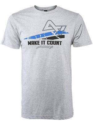 Alkali Make It Count Hockey Shirt