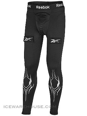 Reebok Compression Jock Pants Sr