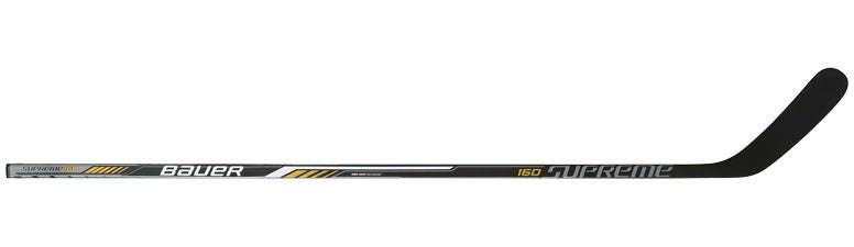 Bauer Supreme 160 Grip Hockey Sticks Jr