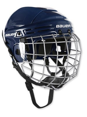 Bauer 2100 Hockey Helmets w/Cage