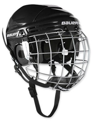 Bauer 2100 Hockey Helmets w/Cage Jr