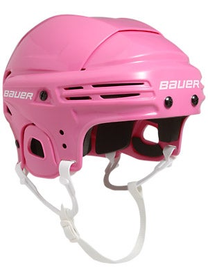 Bauer 2100 Pink Hockey Helmets Jr