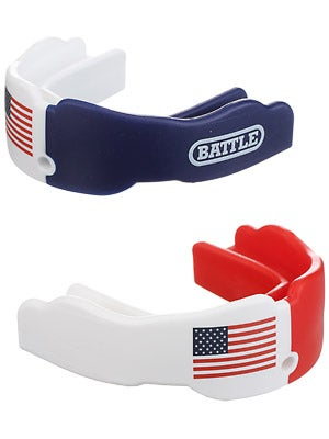 Battle Sports 2 Color Mouthguards 2-Pack
