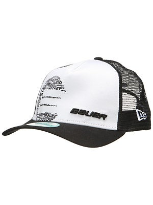 Bauer 2 Tone New Era 9Forty Trucker Hat
