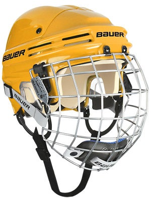 Bauer 4500 Hockey Helmets w/Cage MD