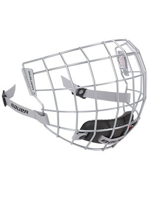 Bauer 5100 True Vision Hockey Helmet Cages Sr MD