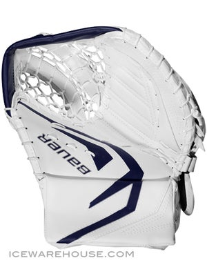 Bauer Supreme One70 (Two-Piece) Goalie Catchers Sr