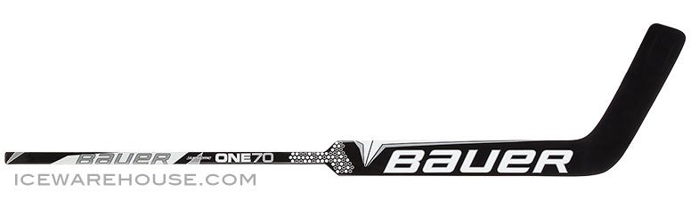 Bauer Supreme One70 Comp Goalie Sticks BLACK Int