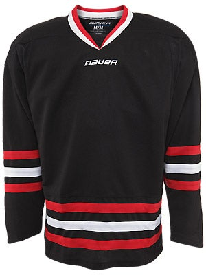 Chicago Blackhawks Bauer 800 Uncrested Jerseys Jr