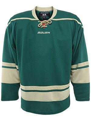 Minnesota Wild Bauer 800 Series Uncrested Jerseys Sr