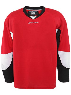 Ottawa Senators Bauer 800  Uncrested Jerseys Sr MEDIUM
