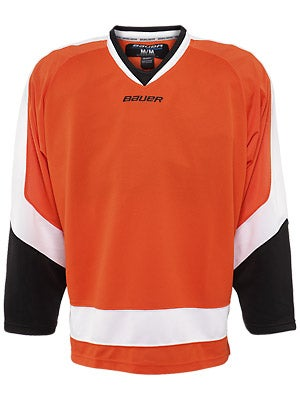 Phila Flyers Bauer 800 Series Uncrested Jersey Sr