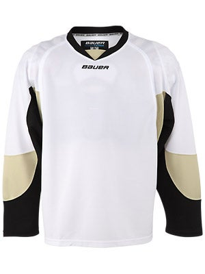 Pitt Penguins Bauer 800  Uncrested Jerseys Sr MEDIUM