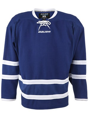 Tor Maple Leafs Bauer 800 Series Uncrested Jersey Sr