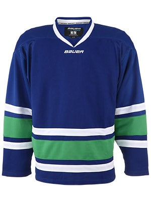 Vancouver Canucks Bauer 800 Series Uncrested Jerseys Sr