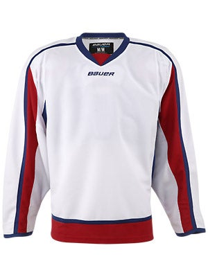 Wash. Capitals Bauer 800 Series Uncrested Jersey Jr