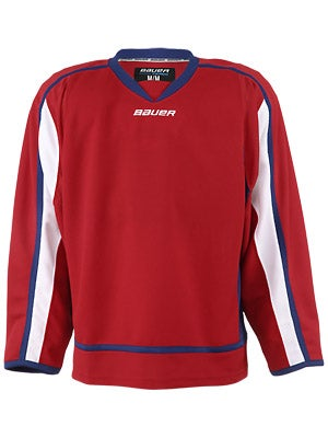 Wash. Capitals Bauer 800 Series Uncrested Jersey Sr