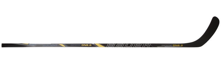 Bauer Supreme ONE.8 Grip Hockey Sticks Sr L