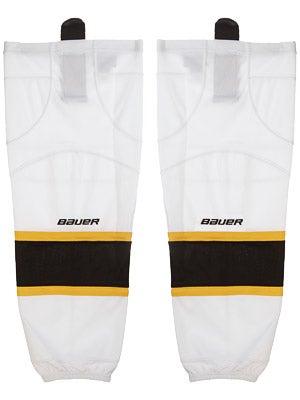 Boston Bruins Bauer 800 Series Socks Jr L/XL
