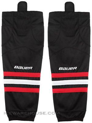 Chicago Blackhawks Bauer 800 Series Socks Jr