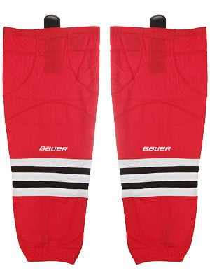 Chicago Blackhawks Bauer 800 Series Socks Sr