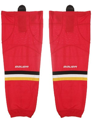 Calgary Flames Bauer 800 Series Socks Jr
