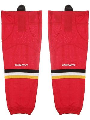 Calgary Flames Bauer 800 Series Socks Sr