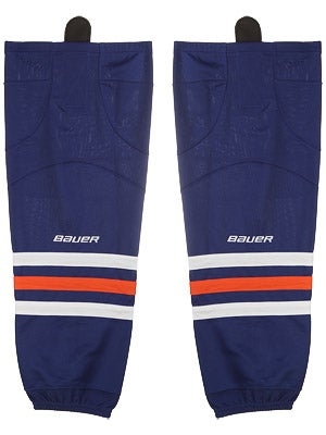 Edmonton Oilers Bauer 800 Series Socks Jr