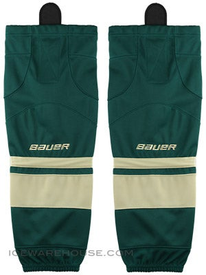 Minnesota Wild Bauer 800 Series Socks Jr