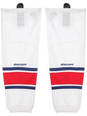 New York Rangers Bauer 800 Series Socks Jr
