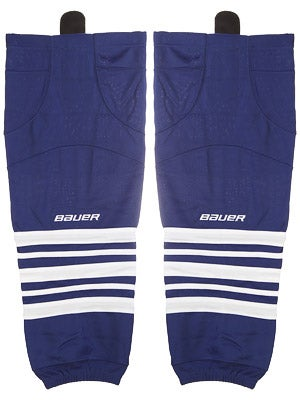 Toronto Maple Leafs Bauer 800 Series Socks Jr
