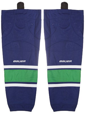 Vancouver Canucks Bauer 800 Series Socks Sr