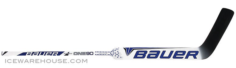 Bauer Supreme One90 Comp Goalie Sticks BLUE Jr