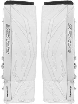 Bauer Supreme One90 Goalie Leg Pads Sr